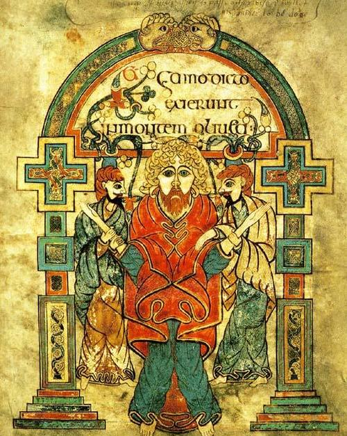 arrest-of-christ-book-of-kells