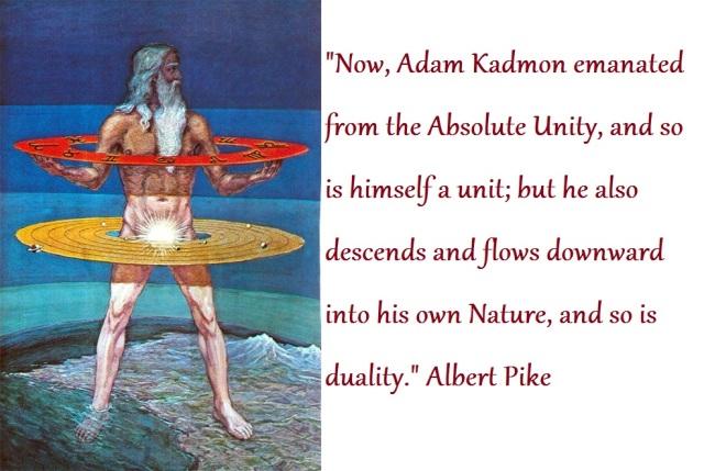 Adam-Kadmon